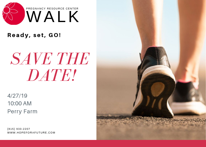 Pregnancy Resource Center: The Walk