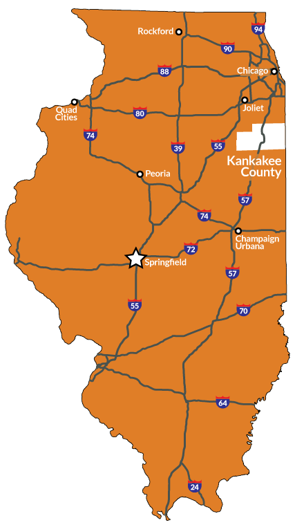 Visit Kankakee County, Illinois - Planners - Easily Accessible on grand rapids county map, boone county map, wheaton county map, lincoln county map, tinley park county map, wheeling county map, il county map, crenshaw county map, piatt county map, dayton county map, elk grove village county map, grundy county map, rockford county map, cincinnati county map, peoria county map, sioux city county map, brown county map, jefferson county map, wilmington county map, effingham county map,