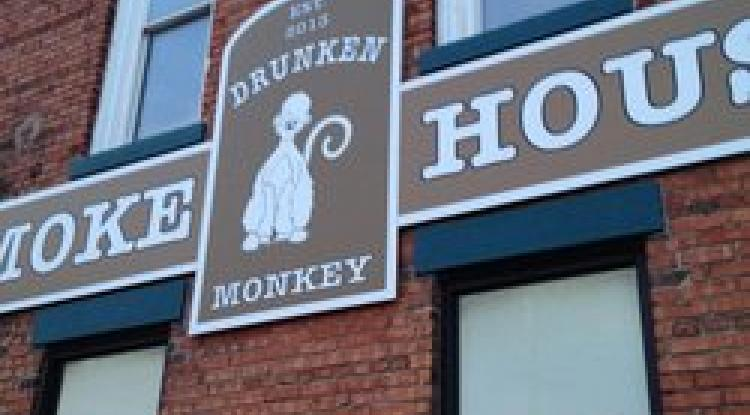 The Drunken Monkey & The Monkey Smokehouse