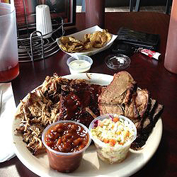 Bull's Pit Smoked Barbeque