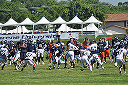 Chicago Bears RC Cola Training Camp
