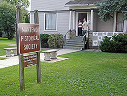 Manteno Historical Society Museum