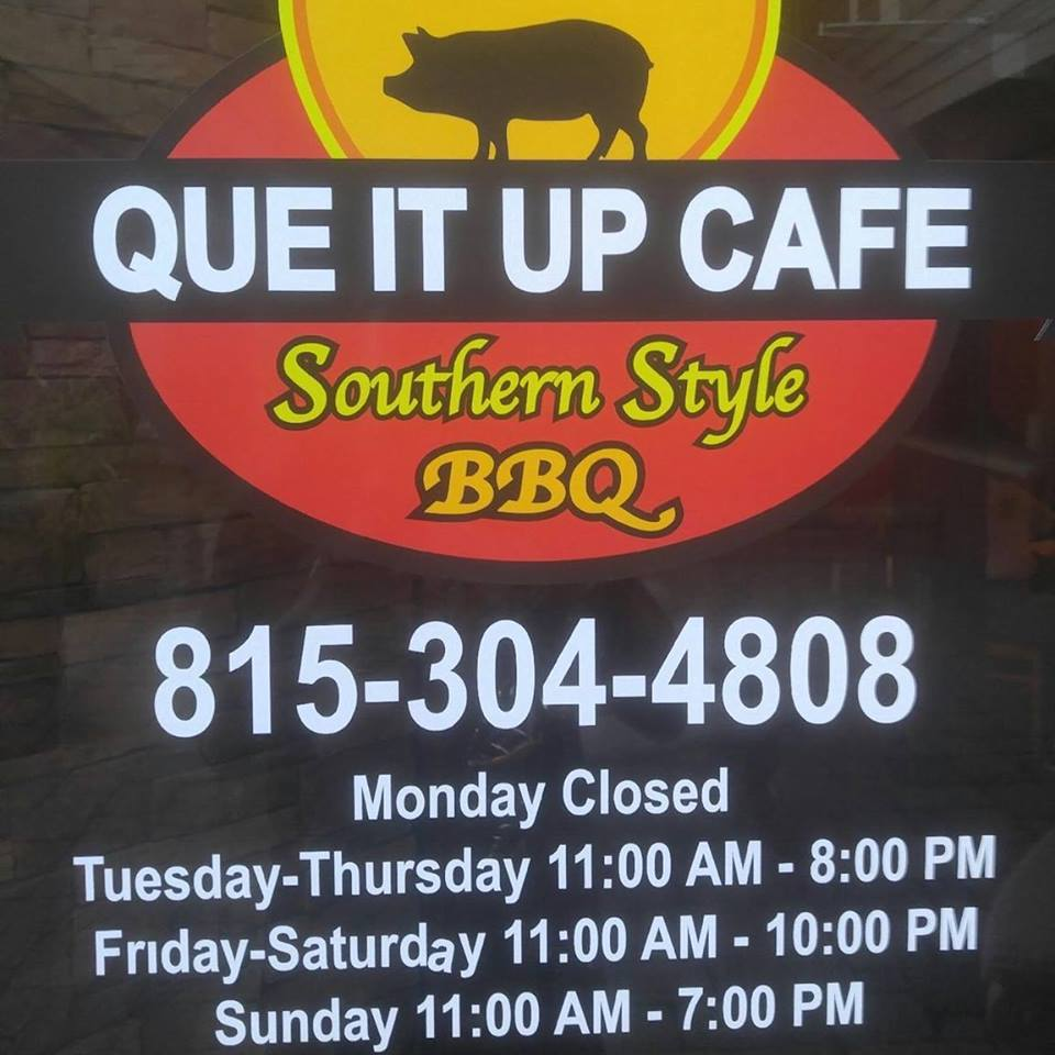 Que It Up Cafe