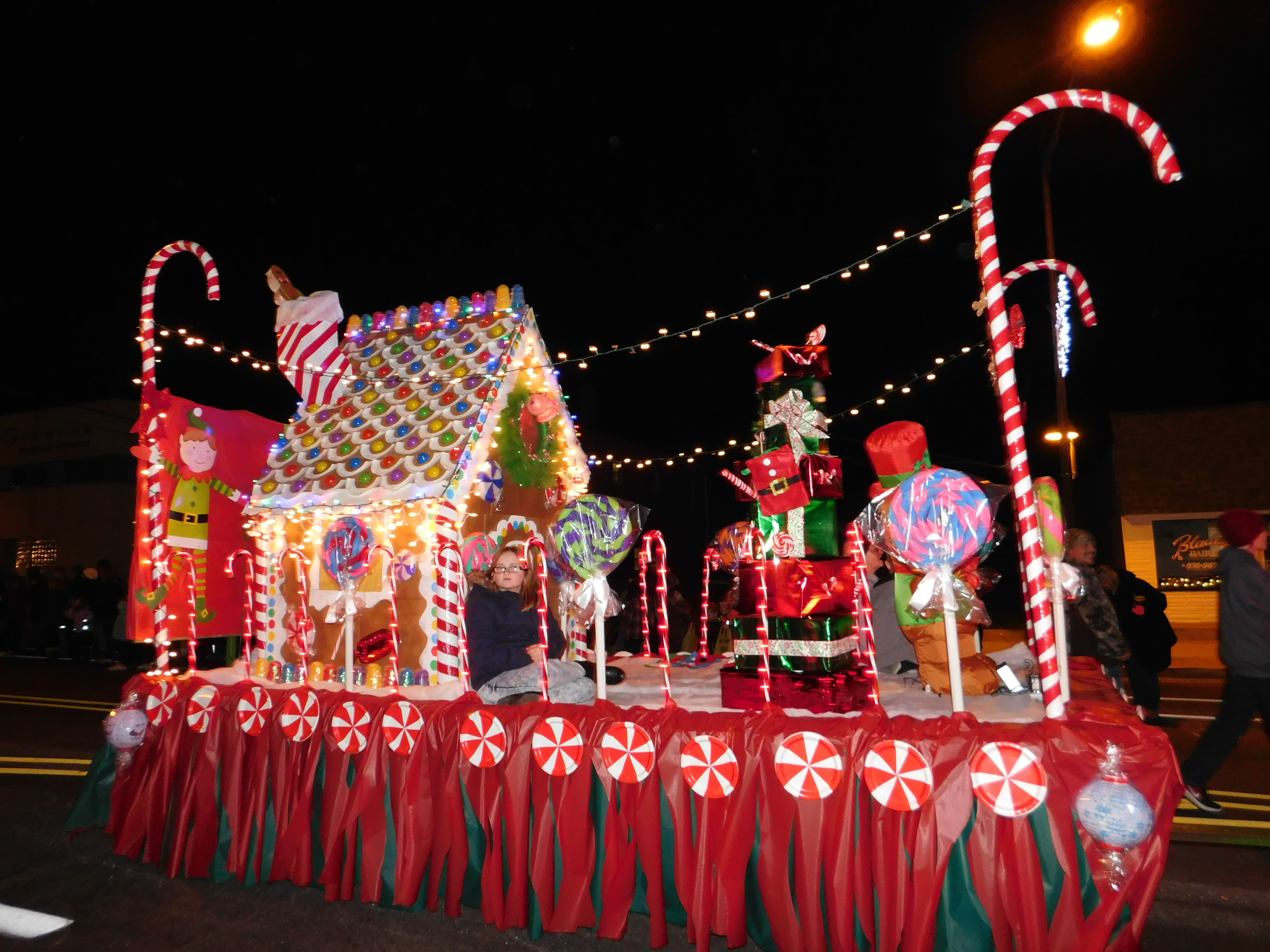 Bradley Lighted Christmas Parade
