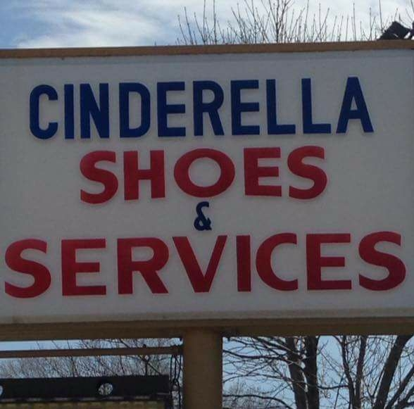 Cinderella's Shoes & Service
