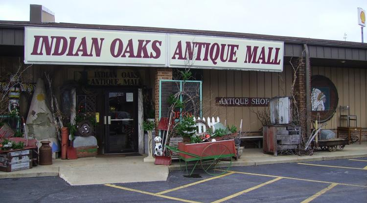 Indian Oaks Antique Mall