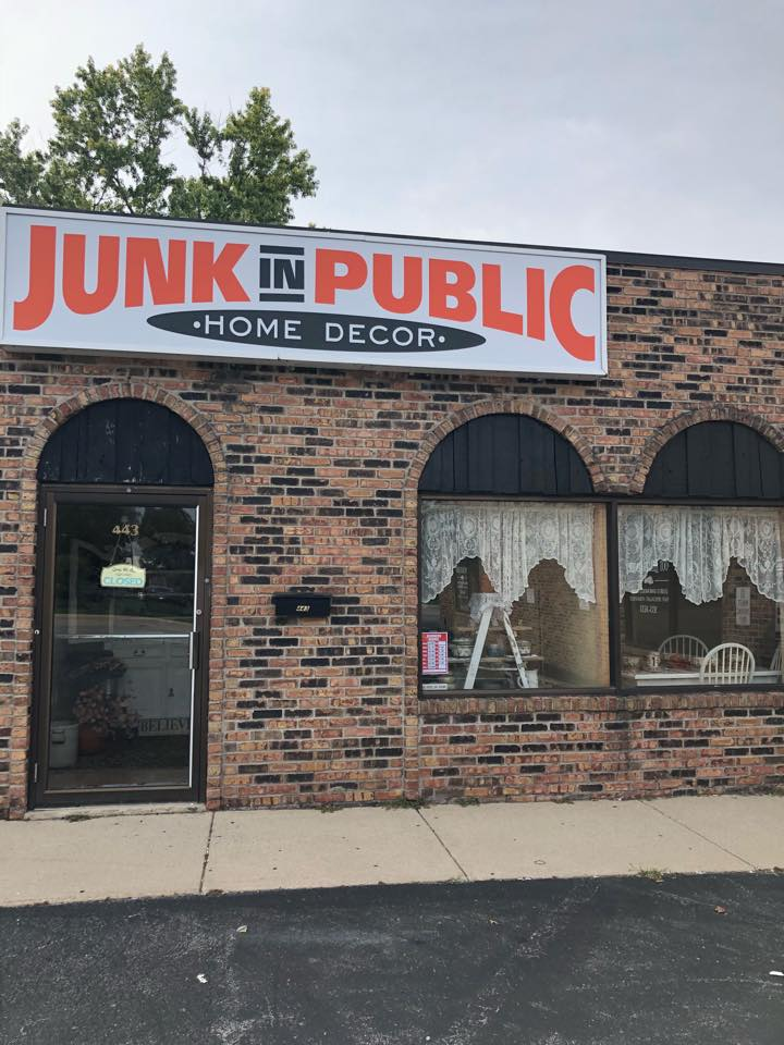 Junk in Public: Home Decor